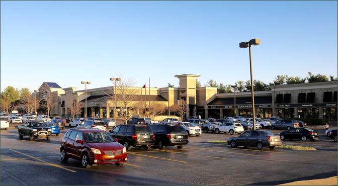 The Maples Shopping Center
