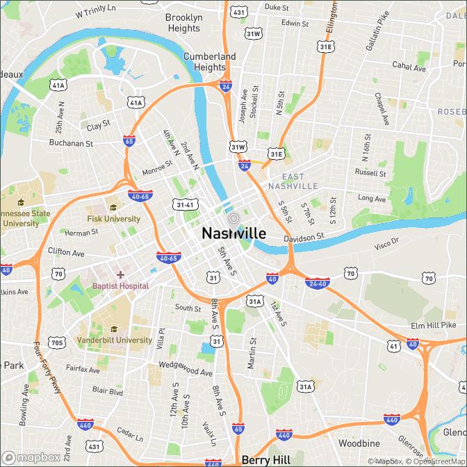 Land in Bellevue (Nashville), TN