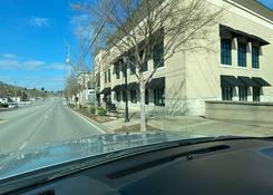 143 Franklin Road: Building