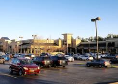 The Maples Shopping Center: